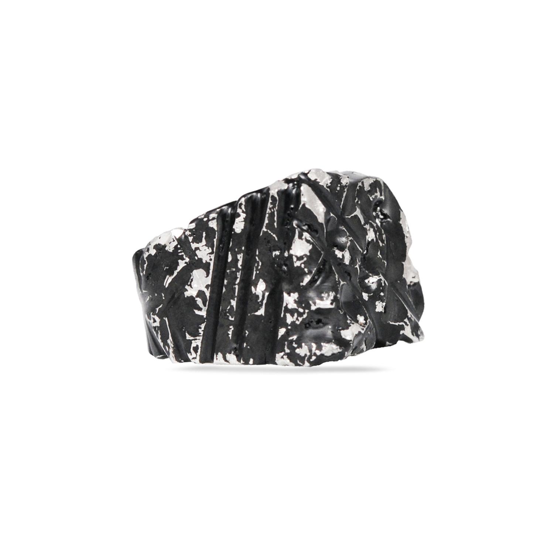 Aliadi - Rawsen silver ring