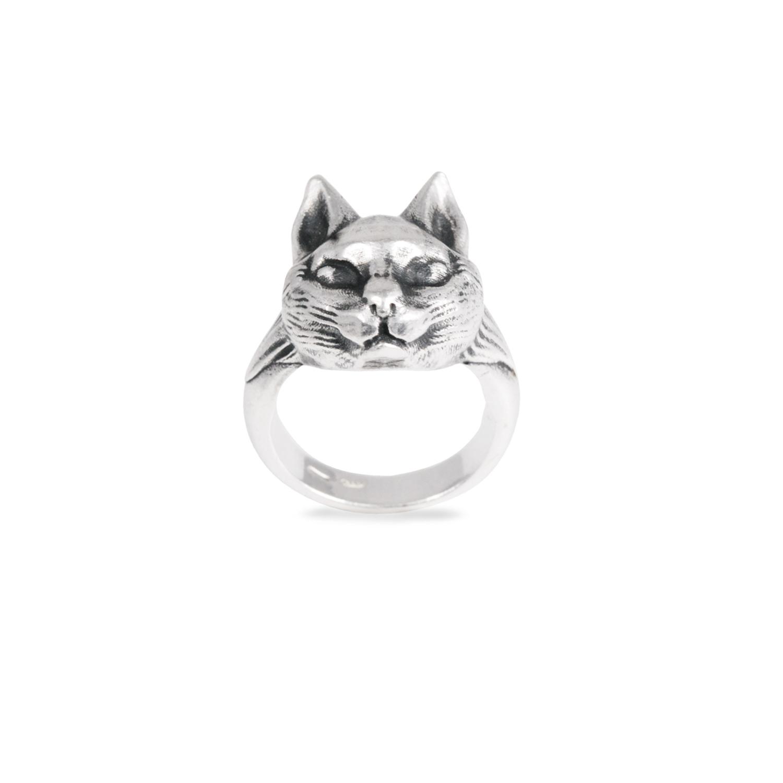 Bastet - Rawsen silver ring