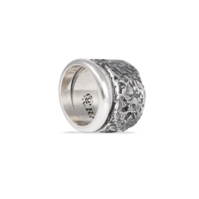 anello argento rawsen creneidi