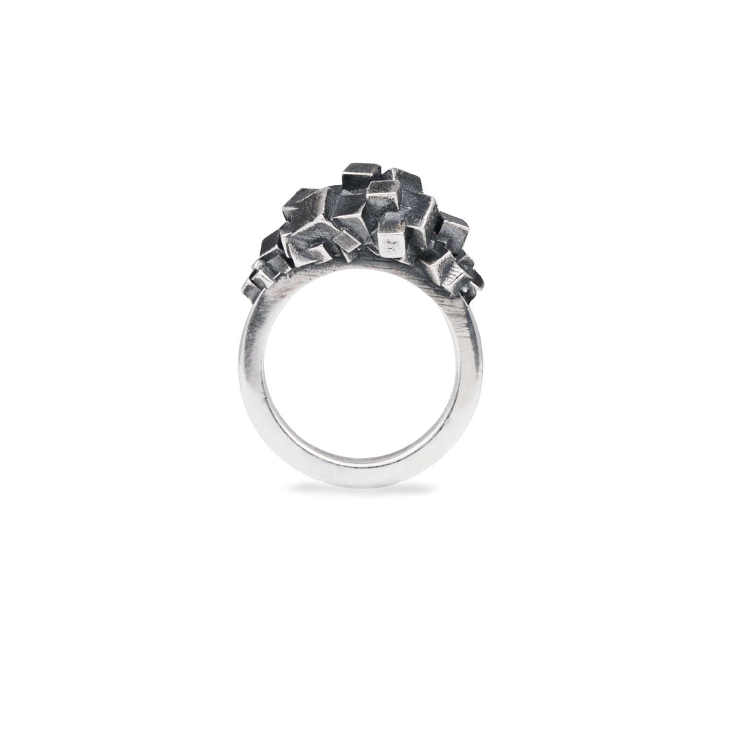 Eco - Rawsen silver ring