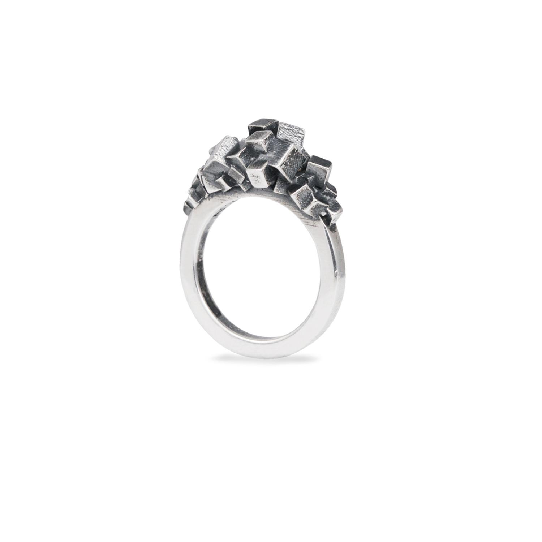 anello argento rawsen eco