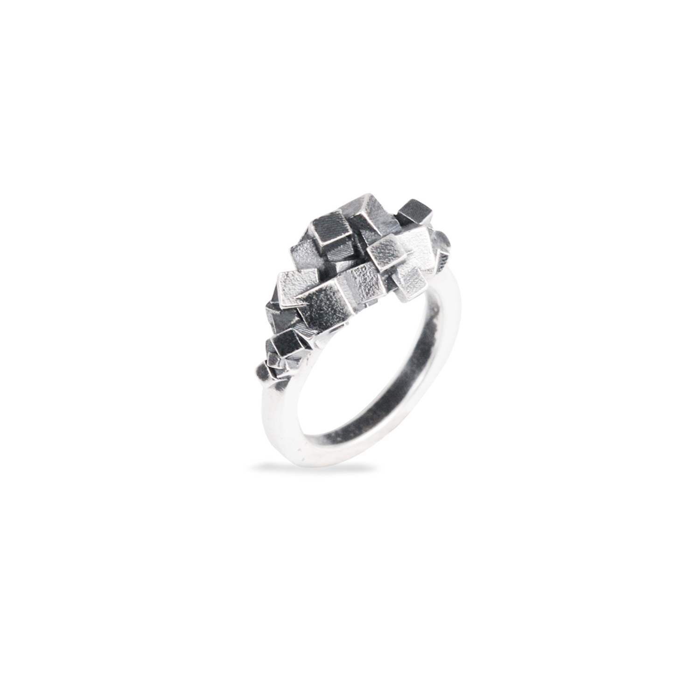 Eco - Rawsen silver ring Valentine's Day promo