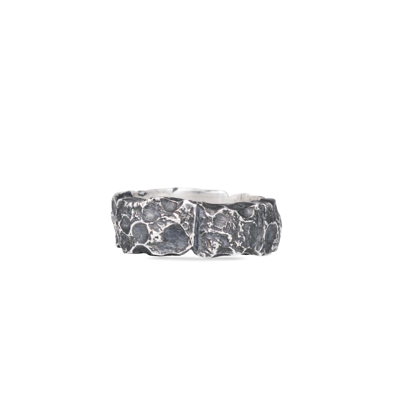 Auloniadi - Rawsen silver ring