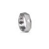 Malie - Rawsen silver ring