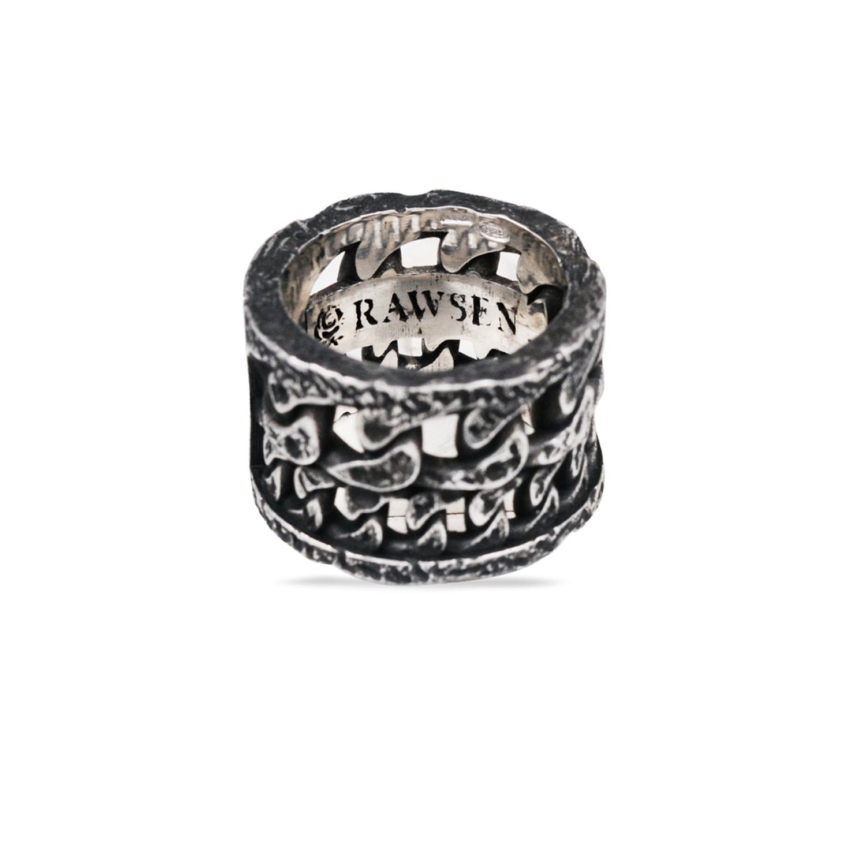 Tiadi - Rawsen silver ring