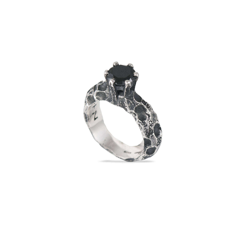 Nereidi - Anello argento Rawsen