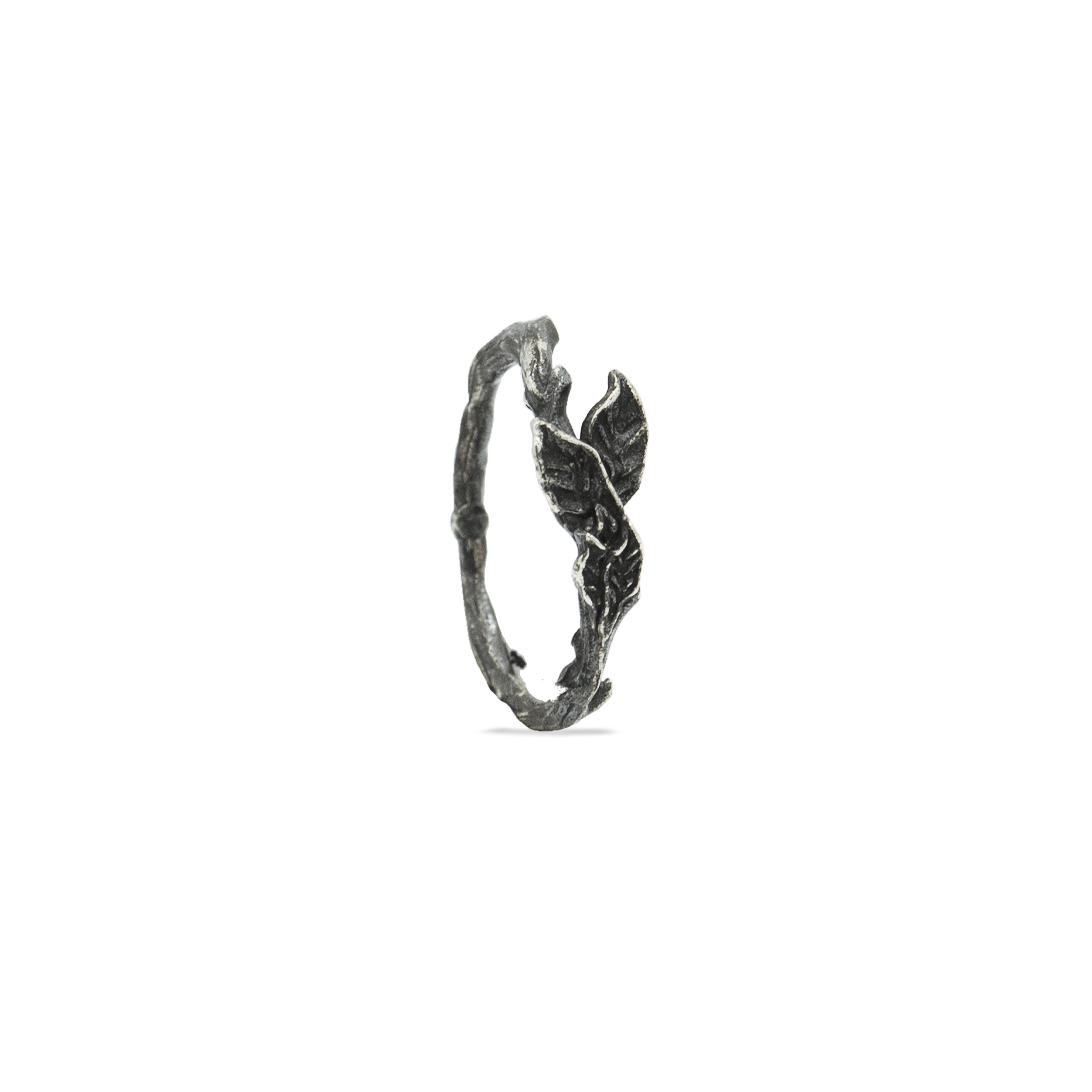 Demetra silver ring
