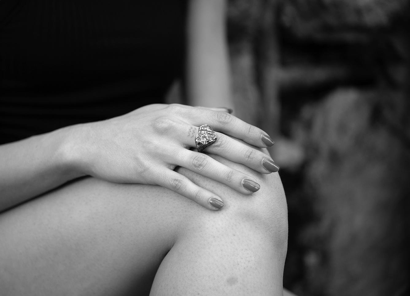 migliore qualità per migliore qualità donna L'anello cuore Esperidi: l'idea regalo per San Valentino ...