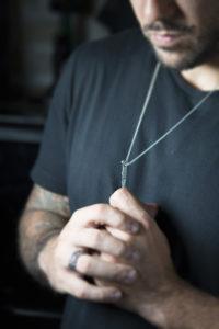 Rawsen - Collana pendente Acli